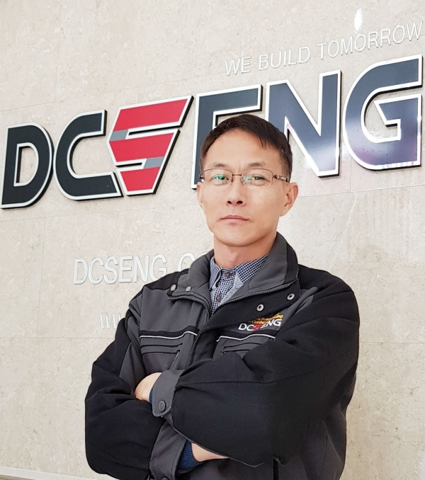 Choi, In - sung, CEO of DCSENG.