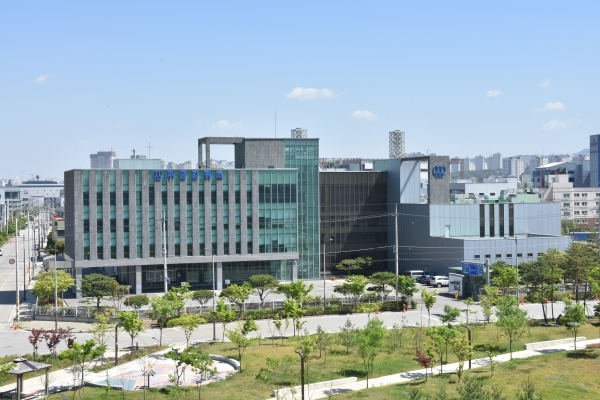 Kumkang Quartz Headquarters in Dongguan Geumgang, Hwaseong City, Gyeonggi Province
