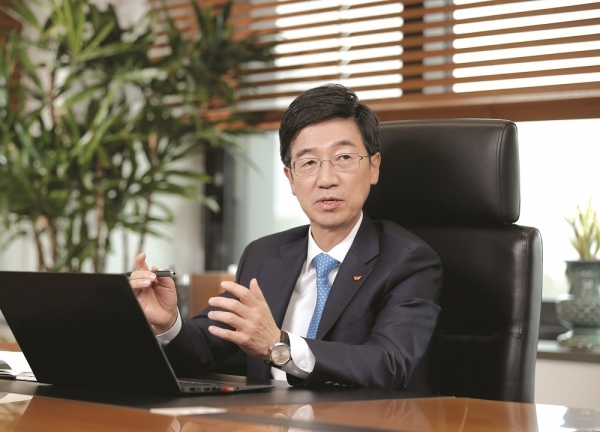 Park Sung-Wook, Vice Chairman of SK Hynix