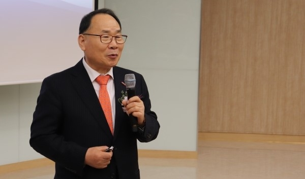 Young-Gwan Lee, President of Toray Advanced Materials Korea Inc.