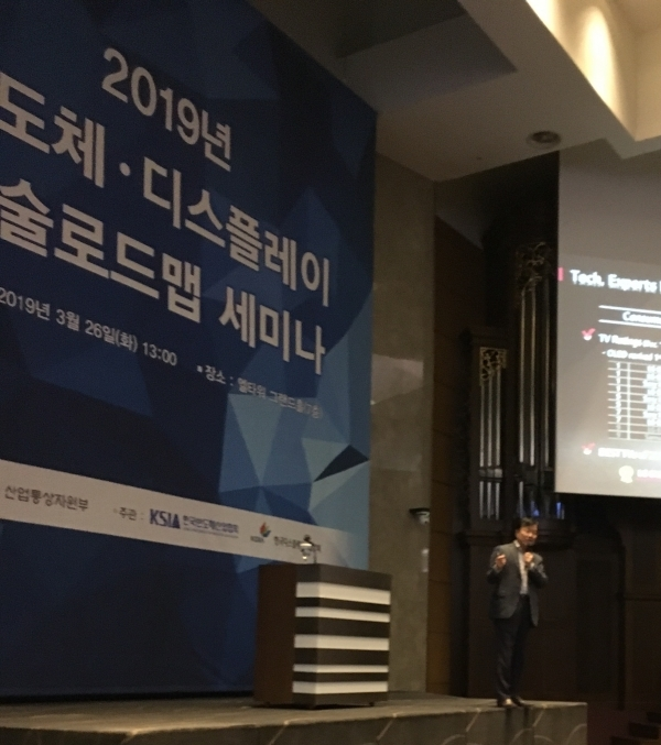 LG Display, Yoon Soo-Young, Director of Research Center (Executive Director)