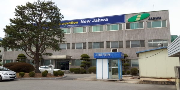 Electronic component maker located in Cheongju, Chungbuk, JAHWA Electronics