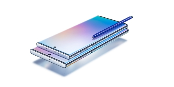 Image of Galaxy Note 10.