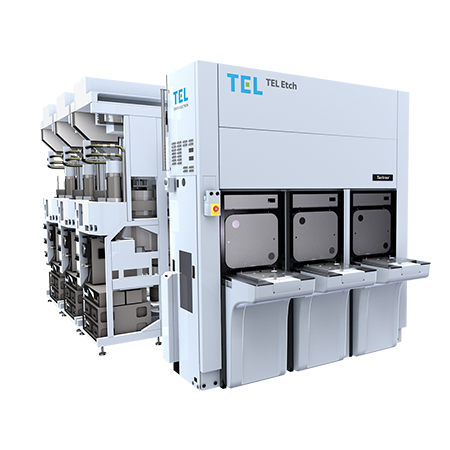 Etching equipment from Tokyo Electron