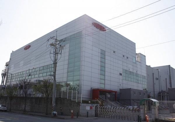 DuPont's PI plant in Cheonan