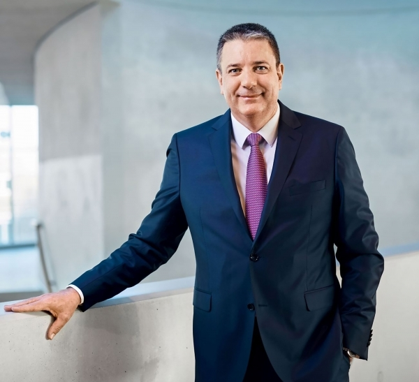Kai Beckmann, CEO of Performance Materials at Merck. Image: Merck