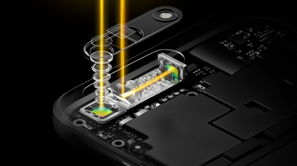 Oppo has touted the folded zoom feature on its smartphones Image: Oppo