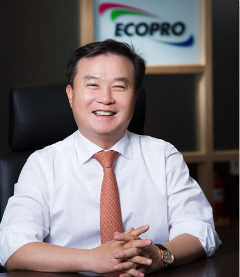EcoPro chairman Lee Dong-chae Image: EcoPro