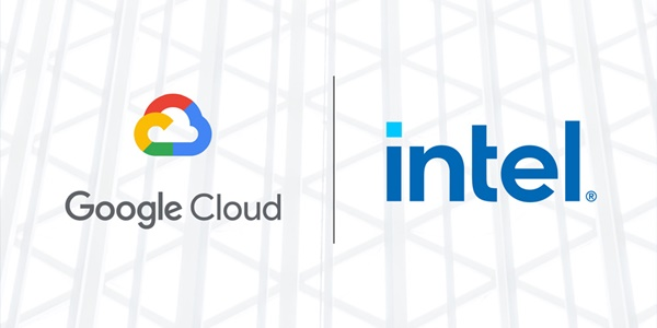 Image: Intel, Google Cloud